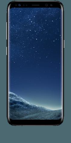 Samsung S8 mit Ay Yildiz