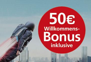 vodafone-willkommensbonus 50 €